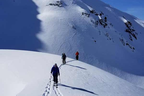 Snowline Adventures - Catered backcountry ski experiences