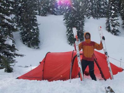 Snowline Adventures - Our guided ski basecamps