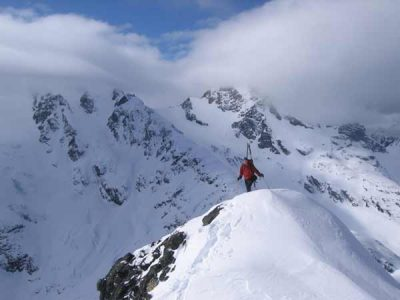 Snowline Adventures - Ask us about custom guided and catered ski tours